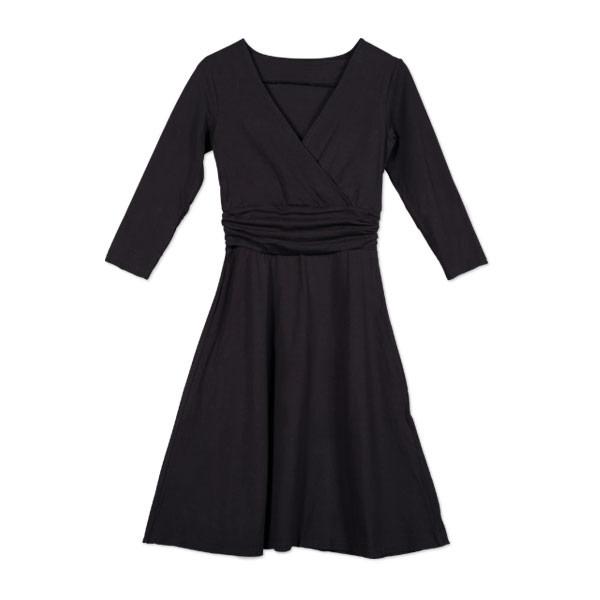 e98e137070c429 Women's Organic Cotton Wrap Dress - Mercola eCommerce