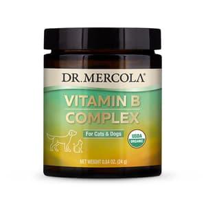 complexe de vitamine b pour chiens et chats