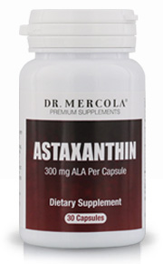 Astaxanthin with ALA