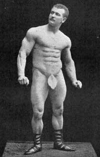 non steroid mr universe