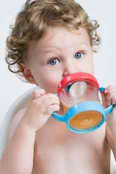 child, infant, toddler, plastic cup, BPA