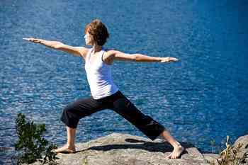 exercise, yoga