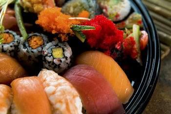 sushi, omega-3
