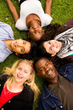 tuberculosis, sunlight, skin colors, circle of friends