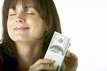 rich, happy, money