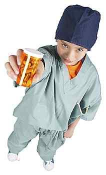 flu, drugs, vaccine, children