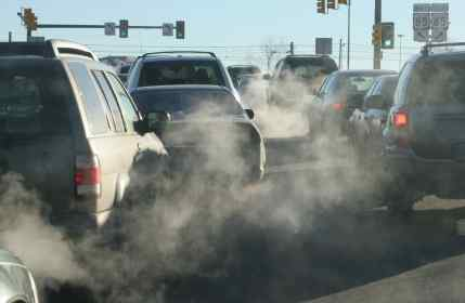 diesel, exhaust, fumes, brain damage, beta, air pollution