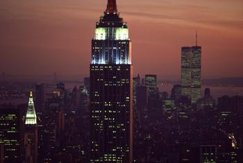 light pollution, night, sky