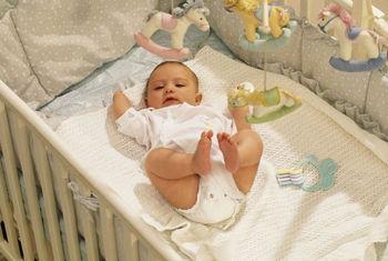baby, crib