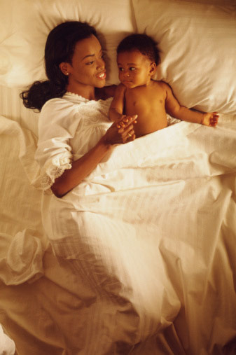 bedsharing, bed-sharing, co-sleeping, cosleeping, family bed, SIDS