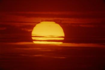 sun, sun gazing