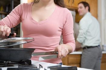 teflon, non-stick cookware