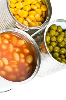 consumer reports, canned food, cans, BPA, bisphenol A, campbell, campbell soup