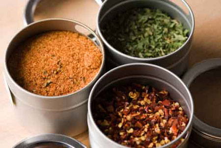 spices, herbs