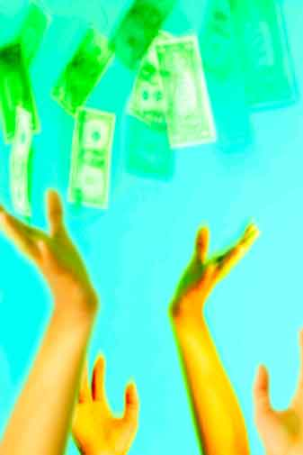 money, windfall