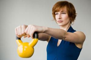 weights, strength training