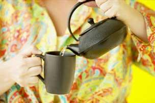 green tea, obesity