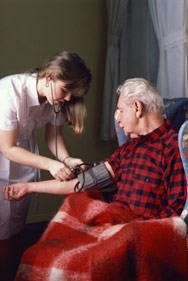 minding blood pressure to prevent Alzheimer's