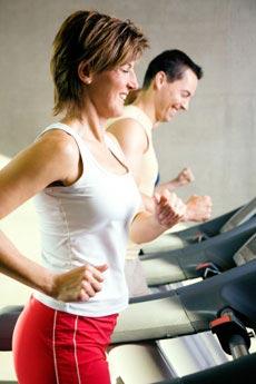 treadmill exercise