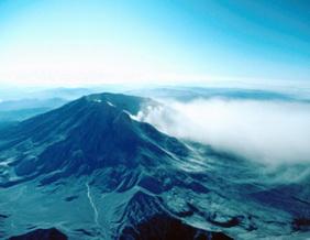 flúor, a Islândia, o vulcão