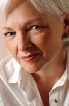 middle aged woman, hormones, estrogen