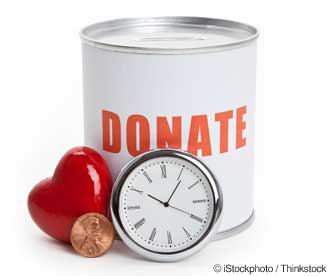 money donation