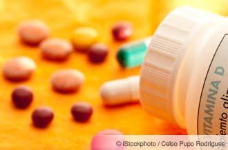 vitamin d capsule