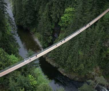 Capilano Bridge Canada