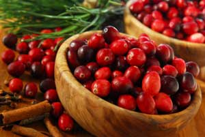 cranberries fight UTI