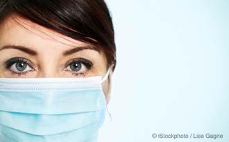 swine flu face mask