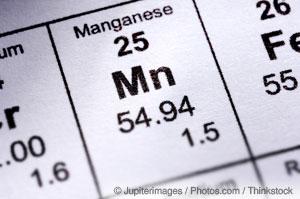 Formule Au Manganèse