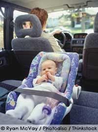 car seat dangers