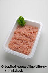 salmonella found in ground turkey