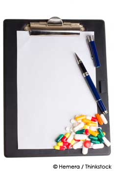 doctor's prescriptions