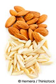 almonds improve health