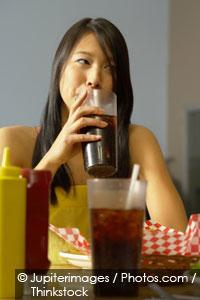 la soda lo hace engordar