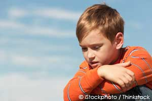 effects of antidepressants to children