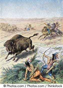 native-american-hunter-gatherers