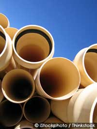 pvc pipe components