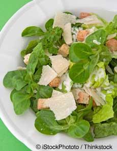 Caesar Salad Fast Food