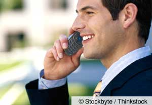 Cellphone with Speech Recognition Software