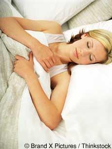 Preferred adult sleeping position