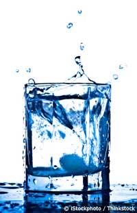 artificial sweetener in drinking water