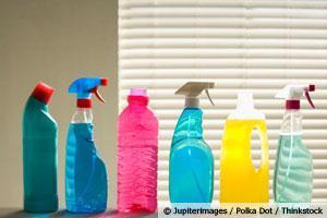 Productos de Limpieza Toxicos