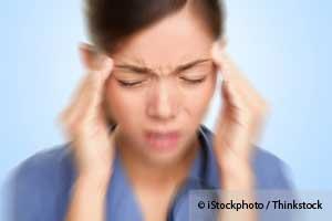 偏头痛发作