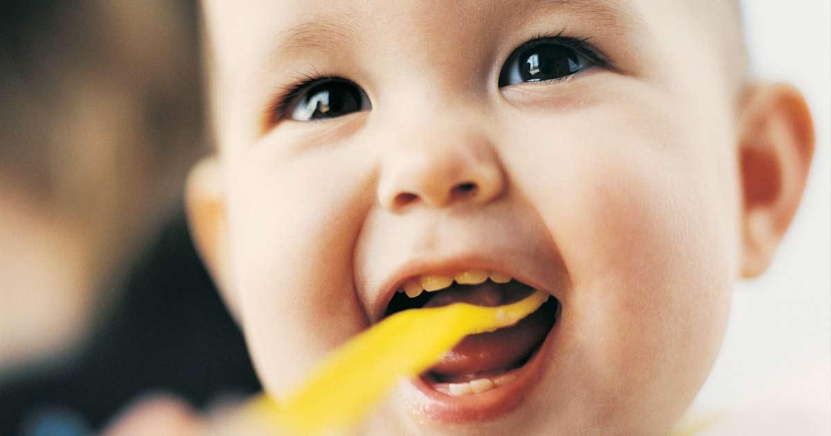 Mercola Baby Food