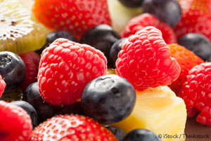 블루베리, 포도, 자두, 사과는 제 2형 당뇨병 발병위험을 줄이는데 기여할 수 있습니다.
