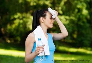 La transpiration est-elle bonne ou non pour la santé ?