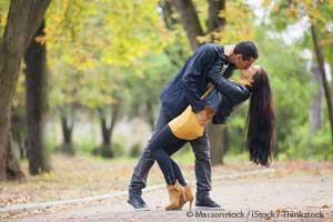 Полезные свойства поцелуев