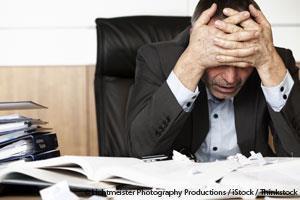 Le stress favorise la perte de mémoire et la survenue ultérieure de démence